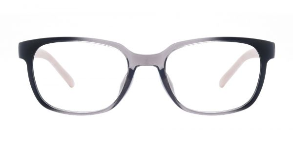 Darwin Classic Square Prescription Glasses - Black