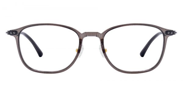 London Oval eyeglasses
