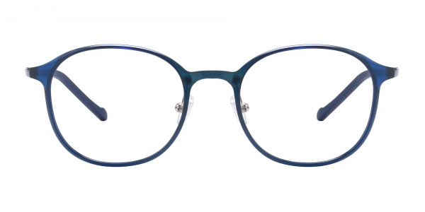 Stout Oval eyeglasses