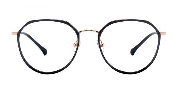 Yorke Geometric eyeglasses