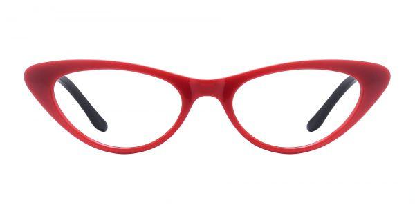 Sassy Cat-Eye eyeglasses