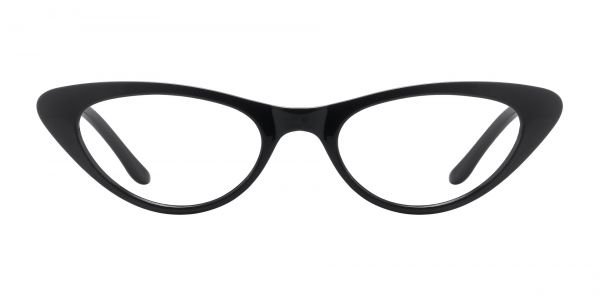 Sassy Cat-Eye eyeglasses