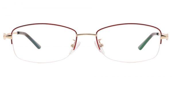Blanche Oval eyeglasses
