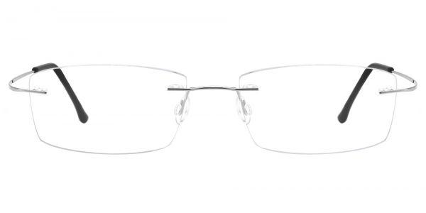Bernard Rimless eyeglasses