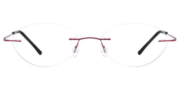 Doris Rimless eyeglasses