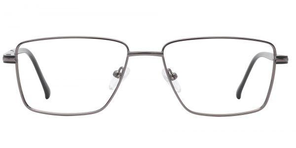 Daniel Rectangle Prescription Glasses - Gray