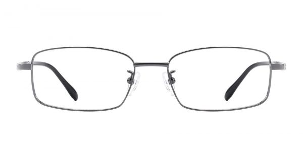 Press Rectangle eyeglasses