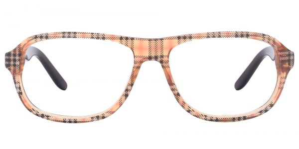 Barry Square eyeglasses