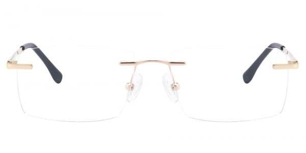 Pillar Rectangle eyeglasses