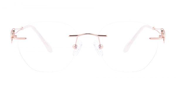 Alice Rimless eyeglasses