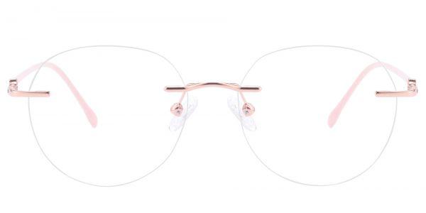 Magnolia Rimless eyeglasses
