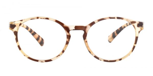 Safari Oval eyeglasses