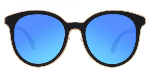 Contour Round eyeglasses