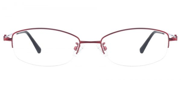 Meadowsweet Oval eyeglasses