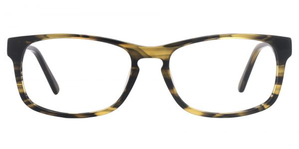 James Rectangle eyeglasses