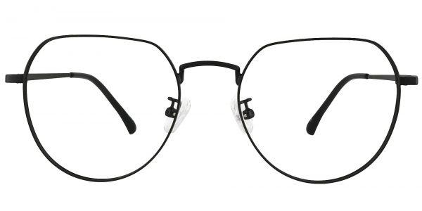 Dalton Geometric Prescription Glasses - Black
