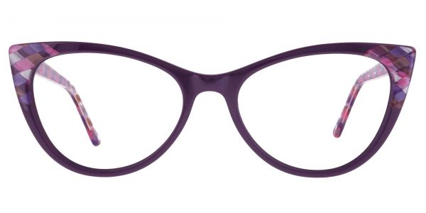Mavis Cat Eye eyeglasses