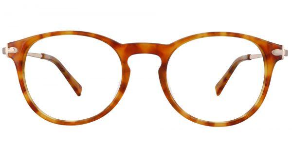 Lucas Oval eyeglasses
