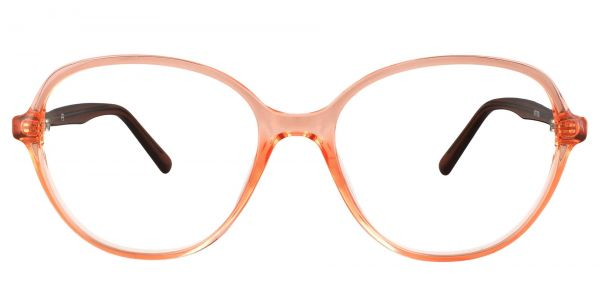 Luella Oval eyeglasses