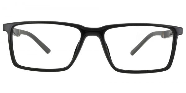Hawk Rectangle eyeglasses