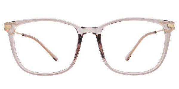 Katie square eyeglasses