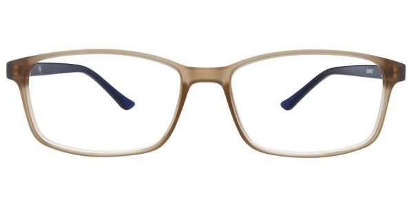 Lotus Rectangle eyeglasses