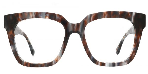 Lyric Square Prescription Glasses - Floral