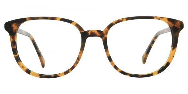 Presley Square Prescription Glasses - Tortoise