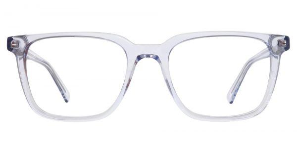 Alex Square Prescription Glasses - Clear