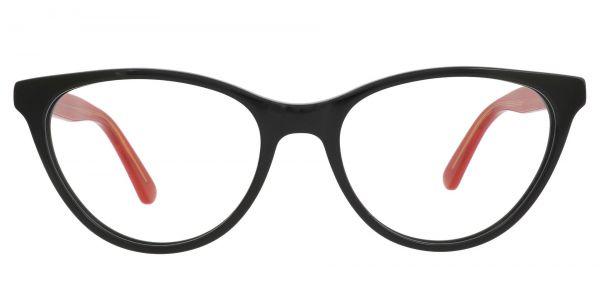 Jolie Cat Eye eyeglasses
