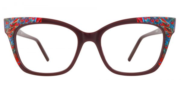 Hera Cat Eye eyeglasses