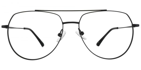 Genesis Aviator Prescription Glasses - Black