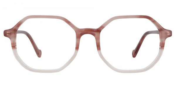 Sunset Geometric eyeglasses