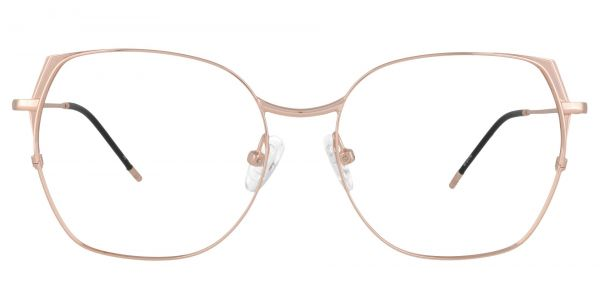 Carolina Geometric eyeglasses