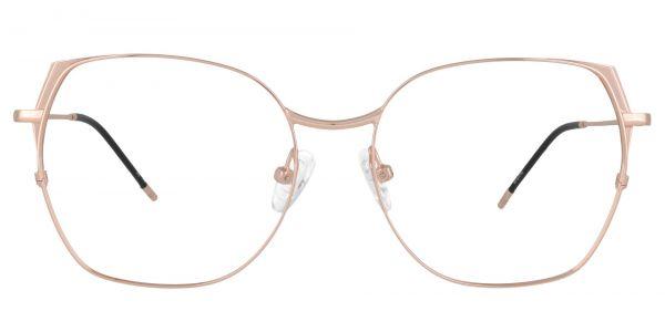 Carolina Geometric eyeglasses