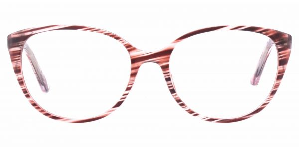 Polly Oval eyeglasses