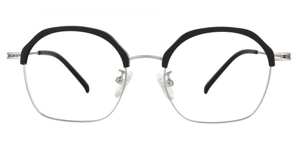 Hermes Browline Prescription Glasses - Black