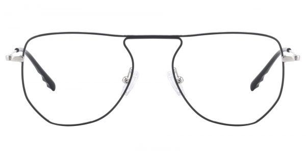 Crosby Aviator Prescription Glasses - Black