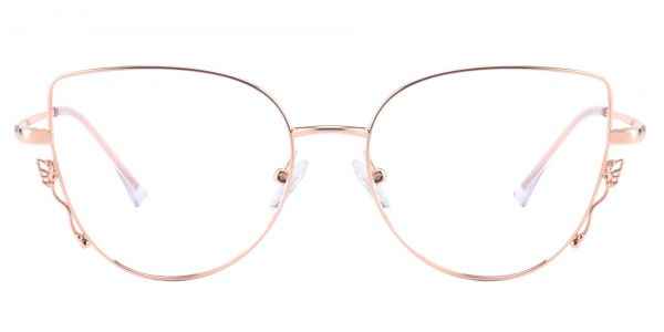 Fontella Cat Eye eyeglasses