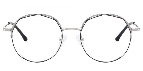 Indigo Browline eyeglasses