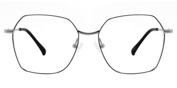Ahmad Geometric eyeglasses