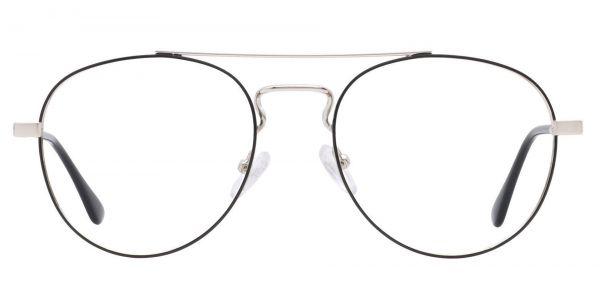 Trapp Aviator eyeglasses