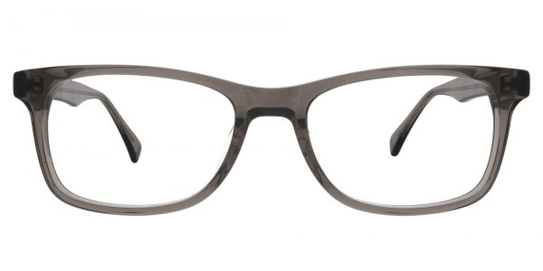 Juno Rectangle Prescription Glasses - Gray