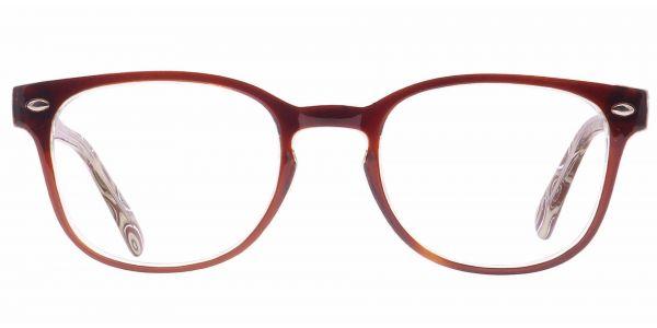 Swirl Classic Square eyeglasses