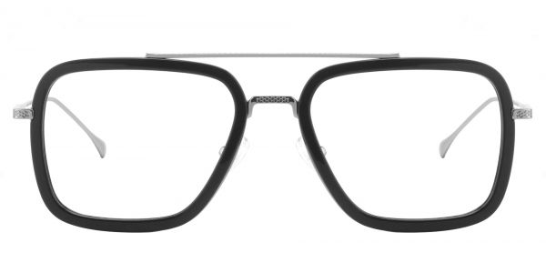 Cruz Aviator Prescription Glasses - Black