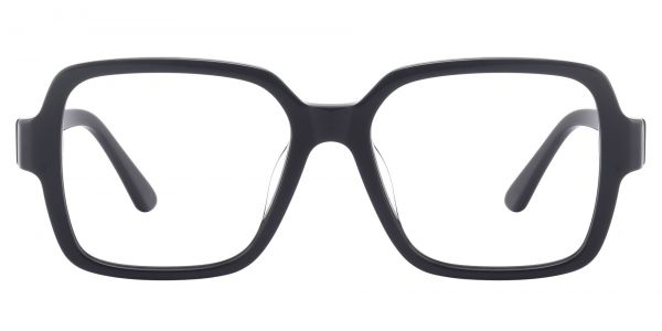 Thompkins Square Prescription Glasses - Black