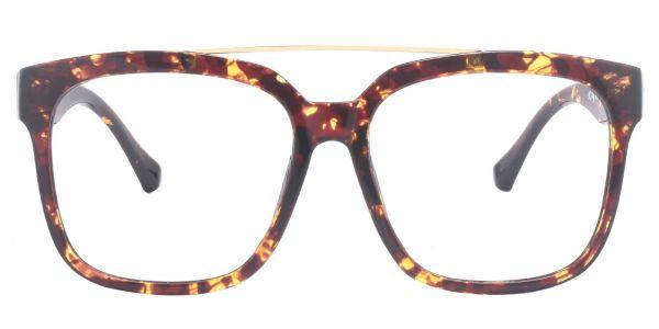 Brixton Aviator Prescription Glasses - Tortoise