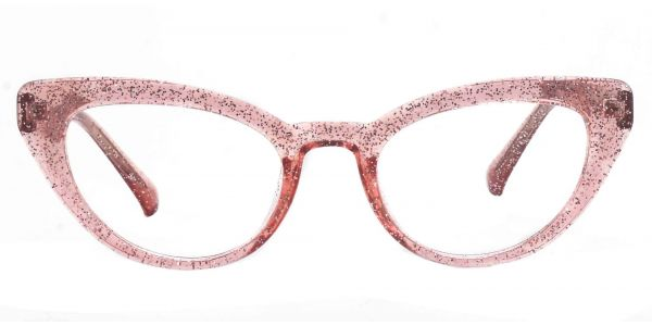 June Cat Eye eyeglasses