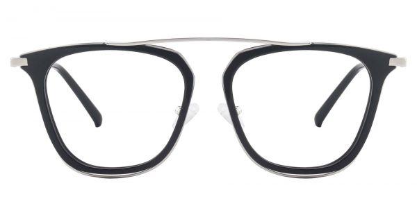 Amarillo Aviator Prescription Glasses - Black