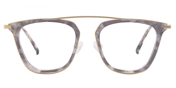Amarillo Aviator eyeglasses